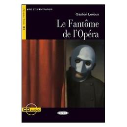 FANTOME DE L`OPERA (LE) LIVRE + CD Vol. U