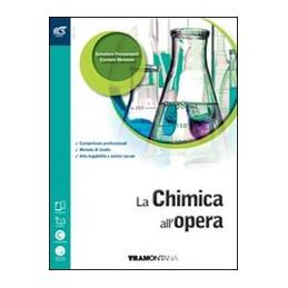 CHIMICA ALL`OPERA (LA) - LIBRO MISTO CON OPENBOOK VOLUME + EXTRAKIT + OPENBOOK VOL. U