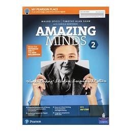 AMAZING MINDS 2  Vol. 2