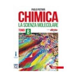 CHIMICA  LA SCIENZA MOLECOLARE B  VOL. 2