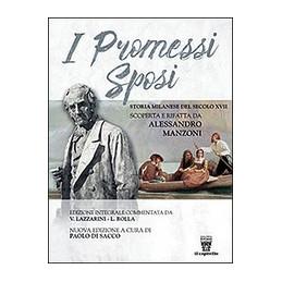 PROMESSI SPOSI (I) + LIBRO DIGITALE EDIZIONE 2017 Vol. U