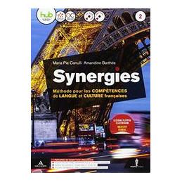 SYNERGIES VOLUME 2 + CD AUDIO VOL. 2