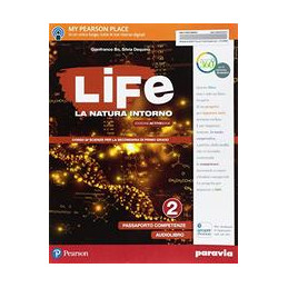 LIFE  LA NATURA INTORNO 2 - EDIZIONE ACTIVEBOOK  VOL. 2
