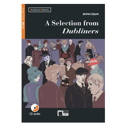 SELECTION FROM DUBLINERS (A) + CD AUDIO + APP  Vol. U