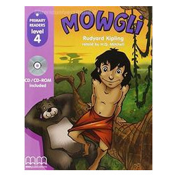 MOWGLI. CON ESPANSIONE ONLINE