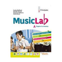 MUSIC LAB A + B + QUADERNO COMPETENZE