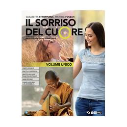 SORRISO DEL CUORE (IL) VOL. UNICO + RELIGIONI NEL TEMPO CON NULLA OSTA CEI VOL. U