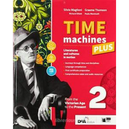 TIME MACHINES PLUS - VOLUME 2 + EASY EBOOK (SU DVD) + EBOOK  Vol. 2