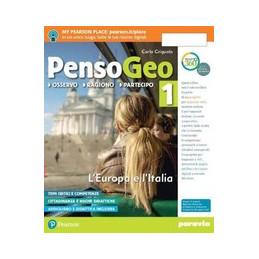 PENSOGEO 1 EDIZIONE VERDE  Vol. 1