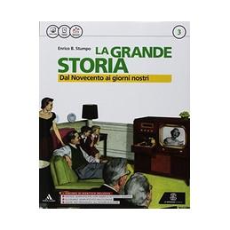 GRANDE STORIA (LA) VOLUME 3 + ATLANTE 3 + GRANDI TEMI 900 + ME BOOK Vol. 3