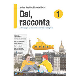DAI, RACCONTA 1 VOL. 1+MITO ED EPICA - TEATRO VOL. 1