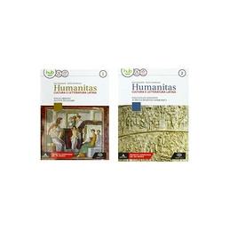 HUMANITAS VOLUME 1 + VOLUME 2 Vol. U