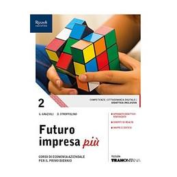 FUTURO IMPRESA PIU` - LIBRO MISTO CON HUB LIBRO YOUNG VOL. 2 + HUB YOUNG + HUB KIT VOL. 2