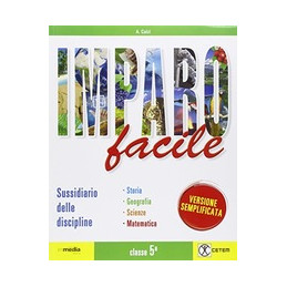 IMPARO FACILE 5 SEMPLIFICATO  Vol. 2