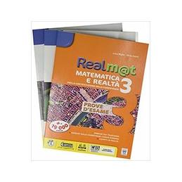 REALM@T  3 - ARITMETICA 3 + GEOMETRIA 3 + MATEMATICA  Vol. 3