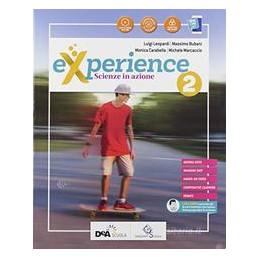 EXPERIENCE VOLUME 2 + SCIENZE BLOCK + EASY EBOOK (SU DVD) + EBOOK Vol. 2