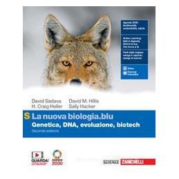 LA NUOVA BIOLOGIA.BLU. GENETICA, DNA, EVOLUZIONE, BIOTECH. EDIZ. S. PER LE SCUOLE SUPERIORI. CON E B