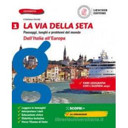 LA VIA DELLA SETA V.1+ ATL+REGIONI ND Vol. 1