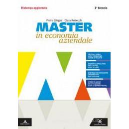 MASTER IN ECONOMIA AZIENDALE VOLUME + SAPERI DI BASE 1? BN ED. 2020 Vol. U