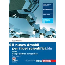 NUOVO AMALDI PER I LICEI SCIENTIFICI.BLU. 2