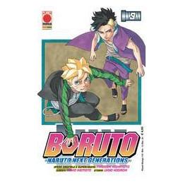 BORUTO. NARUTO NEXT GENERATIONS. VOL. 9