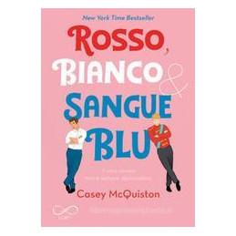 ROSSO BIANCO SANGUE BLU