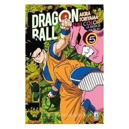 SAGA DI MAJIN BU. DRAGON BALL FULL COLOR (LA). VOL. 5