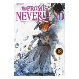 PROMISED NEVERLAND (THE). VOL. 18