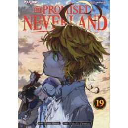 PROMISED NEVERLAND (THE). VOL. 19