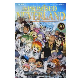 PROMISED NEVERLAND (THE). VOL. 20