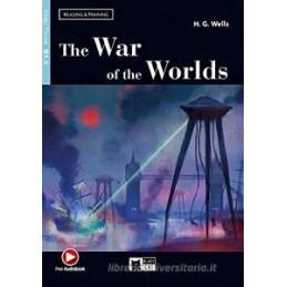 WAR OF THE WORLDS. READING AND TRAINING. LEVEL B1.2. CON AUDIO. CON E-BOOK. CON ESPANSIONE ONLINE (T