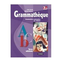 GRAMMATHEQUE TERZA EDIZIONE  Vol. U