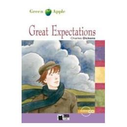 GREAT EXPECTATIONS BOOK + CD Vol. U
