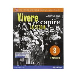 VIVERE E CAPIRE LA STORIA 3 ED.VERDE