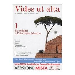 VIDES UT ALTA VOLUME 1  LE ORIGINI E L`ETÂ¿ REPUBBLICANA VOL. 1