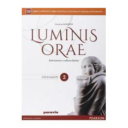 LUMINIS ORAE VOL. 2 - ETA` AUGUSTO