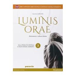 LUMINIS ORAE 3 VOL+ITE+DIDASTORE