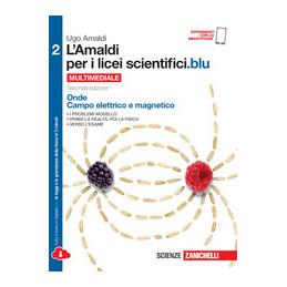 AMALDI PER I LICEI SCIENTIFICI.BLU 2ED VOL 2    LDM