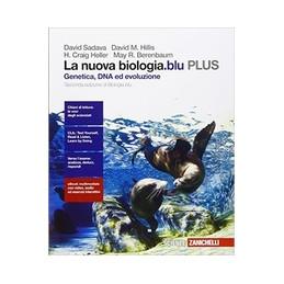 NUOVA BIOLOGIA.BLU PLUS 2E-GENETICA DNA EVOLUZIONE LDM