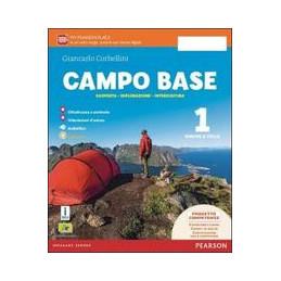 CAMPO BASE VOL. 1 - EUROPA E ITALIA + REGIONI D`ITALIA