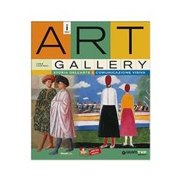 ART GALLERY STORIA DELL`ARTE E COMUNICAZIONE VISIVA VOL. U