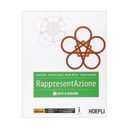 RAPPRESENTAZIONE ARTE E DISEGNO Vol. 1
