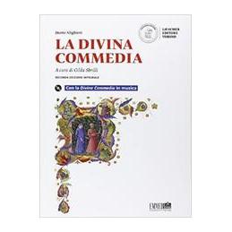 DIVINA COMMEDIA (LA) - VERSIONE INTEGRALE  VOL. U