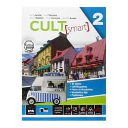 CULT [SMART] VOL 2  -  SB & WB 2  +  EASYEBOOK  (SU DVD) + EBOOK + EBOOK NARRATIVA + CD AUDIO Vol. 2