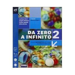 DA ZERO A INFINITO CLASSE 2 - LIBRO MISTO CON OPENBOOK VOLUME 2 + EXTRAKIT + OPENBOOK + QUADERNO VOL