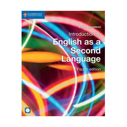 INTRODUCTION TO ENGLISH AS A SECOND LANGUAGE 4TH EDITION COURSEBOOK WITH AUDIO CD Vol. U