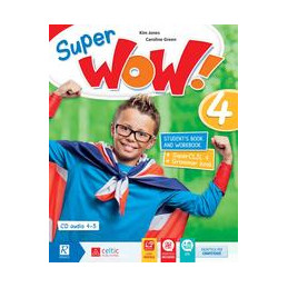 SUPER WOW 4  Vol. 1