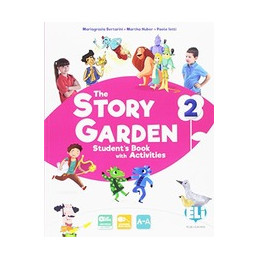 THE STORY GARDEN 2  Vol. 2
