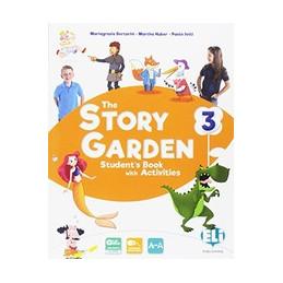 THE STORY GARDEN 3  Vol. 3