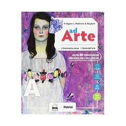 AD ARTE - VOLUME A + EBOOK + EASY EBOOK (SU DVD) Vol. U